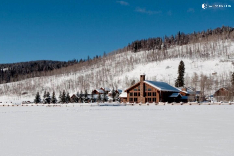 Cabin Near Steamboat Ski Resort In Colorado