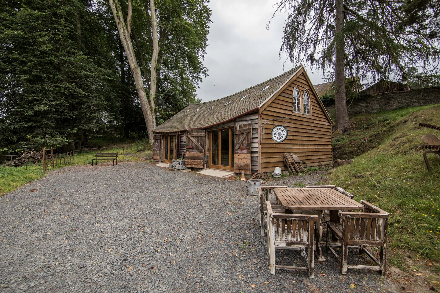 Cabins (Shropshire, England, United Kingdom)