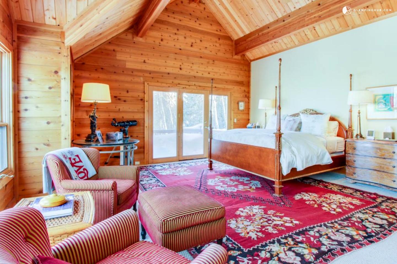 Ski Cabin Near Telluride Colorado