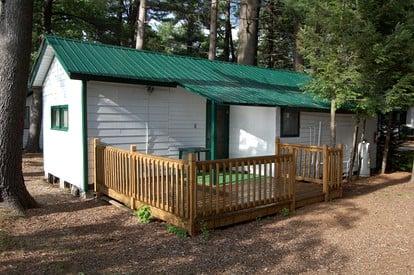 Luxury Camping in Lake Luzerne   Glamping Hub