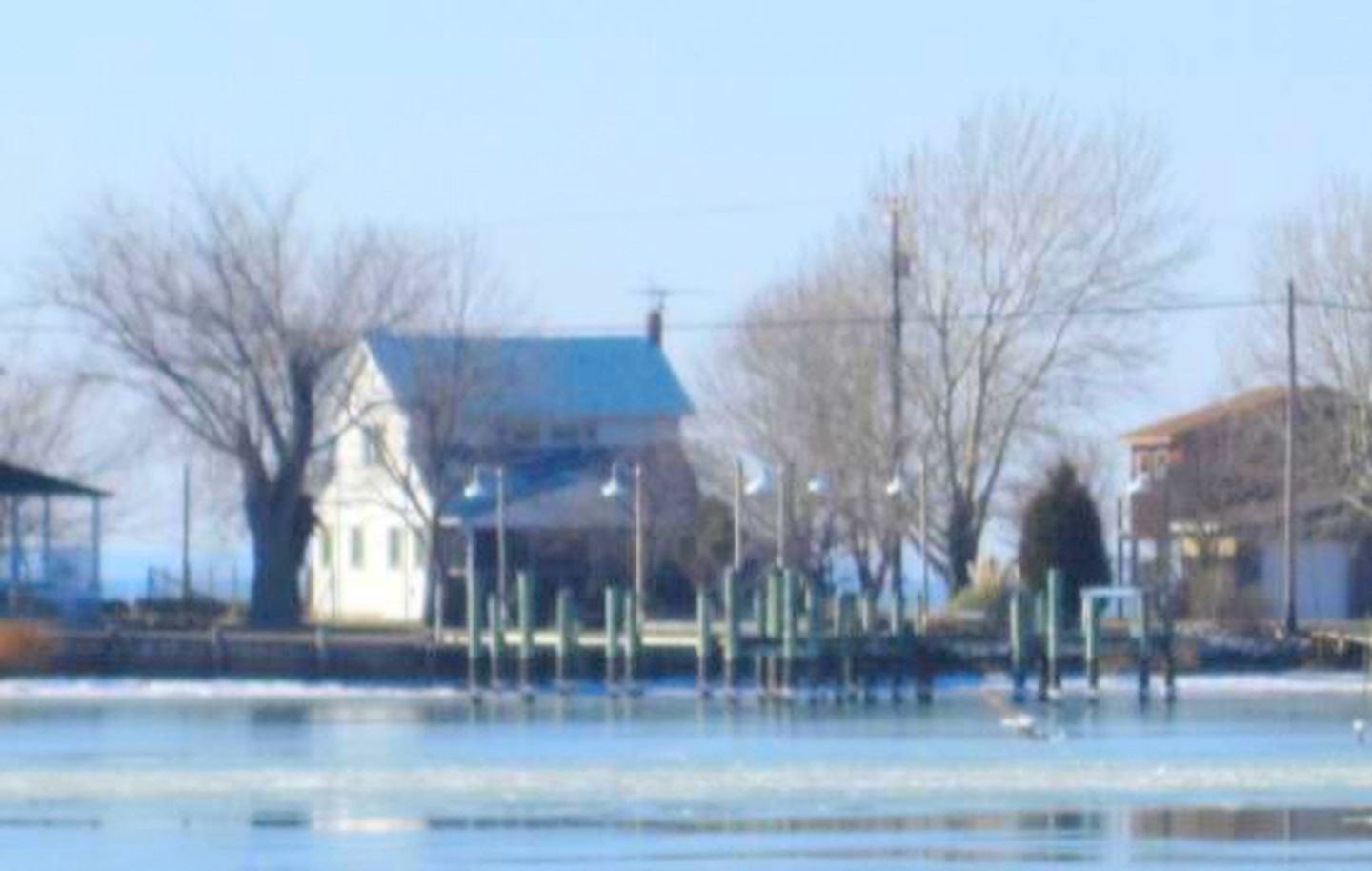 Cabins (Fishing Creek, Maryland, United States)