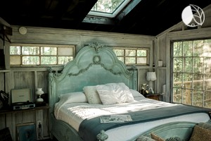 Photo of Whimsical and Romantic Tree House Rental in Blue Ridge Mountains of South Carolina