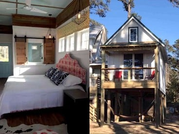 Miraculous Luxury Cabin Rentals Outer Banks Nc Glamping Hub Interior Design Ideas Clesiryabchikinfo