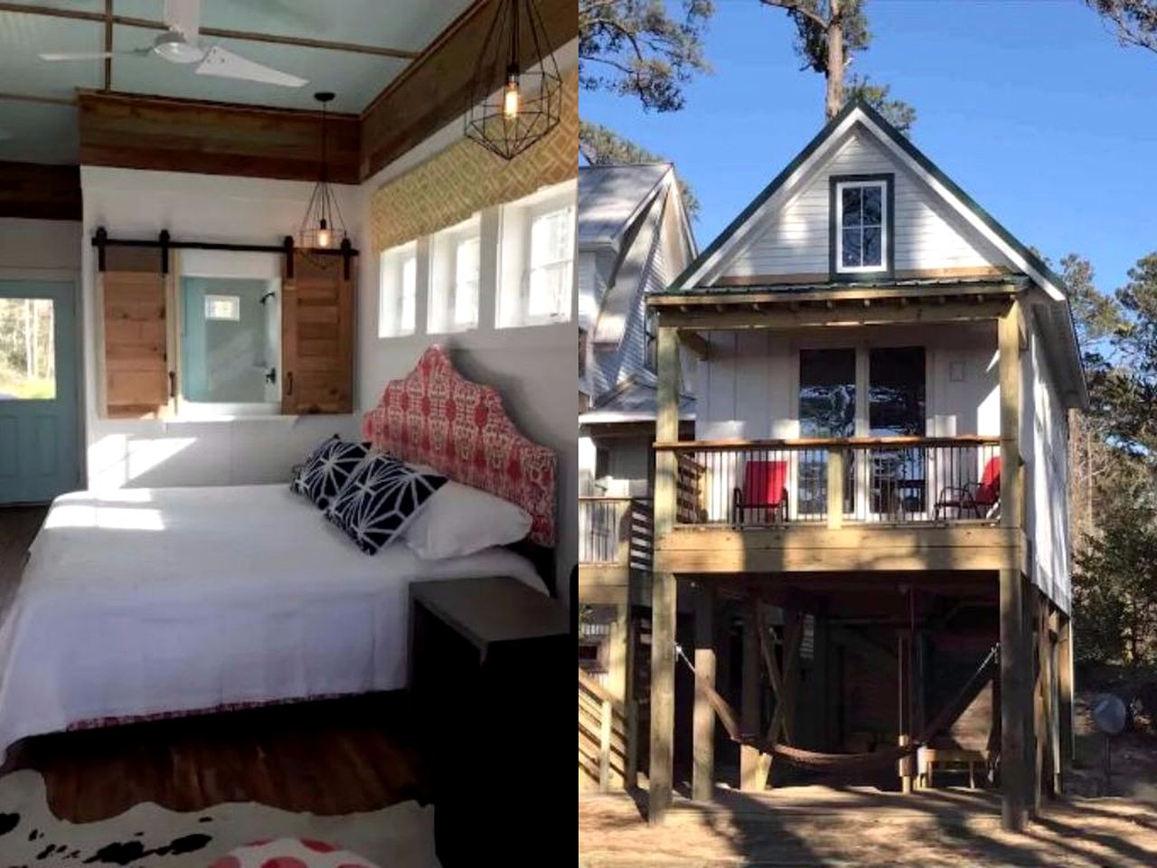 Cabins (Kitty Hawk, North Carolina, United States)