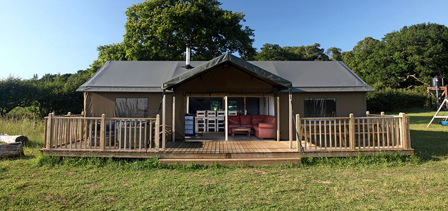 Tented Cabins (Hunstanton, England, United Kingdom)
