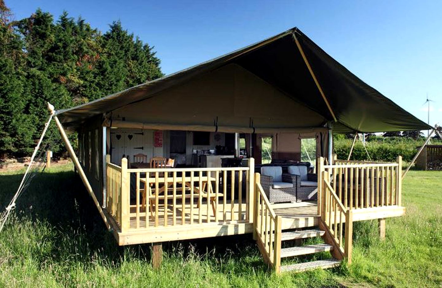Safari Tents (Hunstanton, England, United Kingdom)