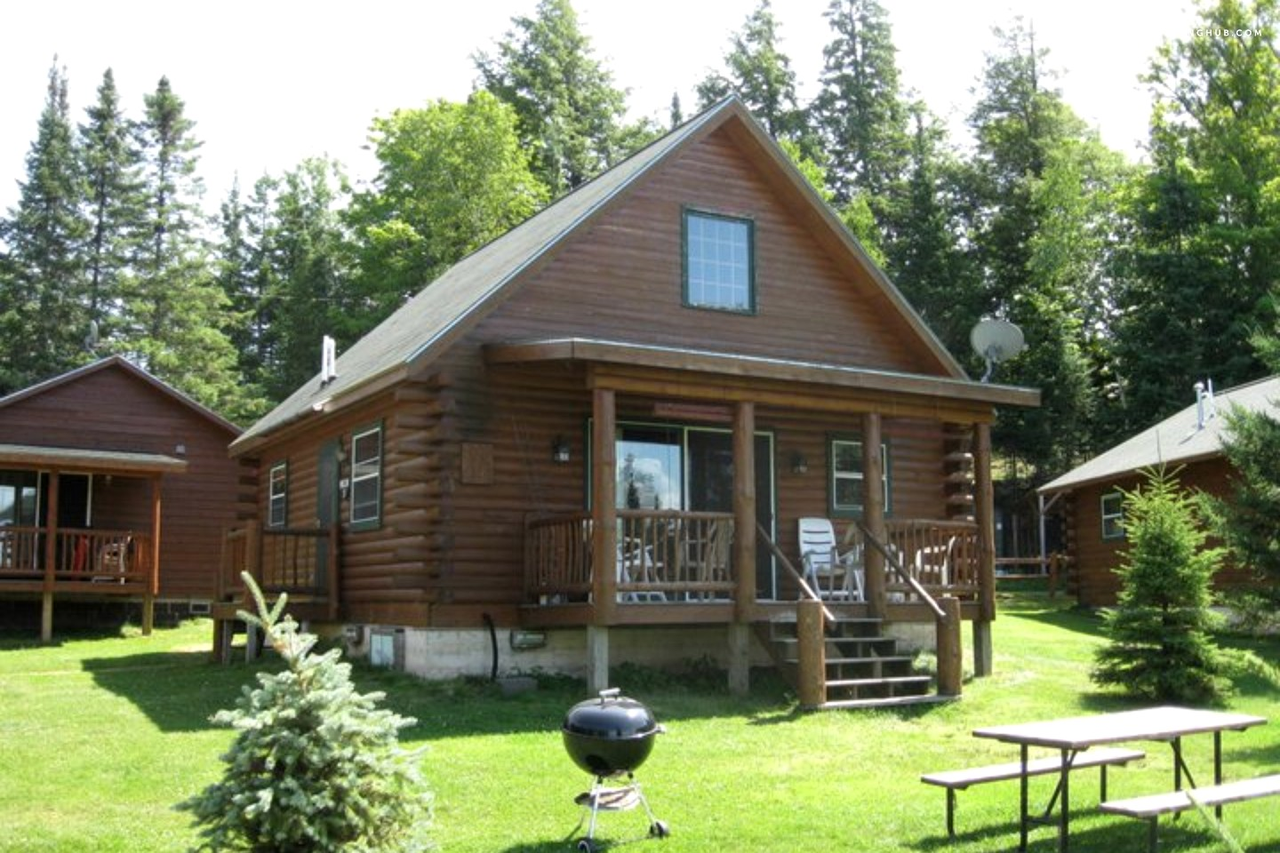 Cabin Rental Near The Great Lakes In Upper Michigan