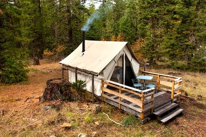 Luxury Camping in Oregon | Glamping Hub
