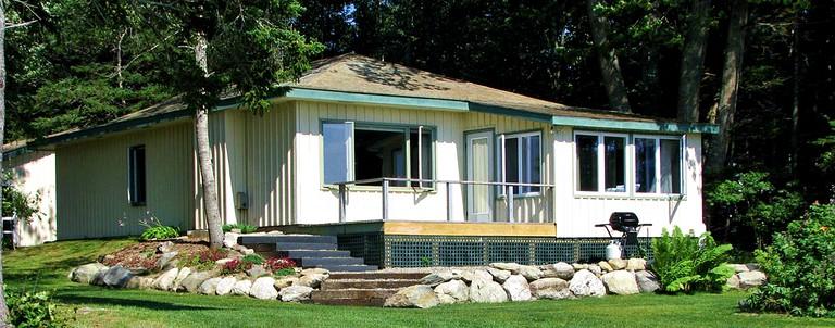 Pleasing Waterfront Cottage Rental Perfect For Families On Mount Desert Island Maine Download Free Architecture Designs Griteanizatbritishbridgeorg