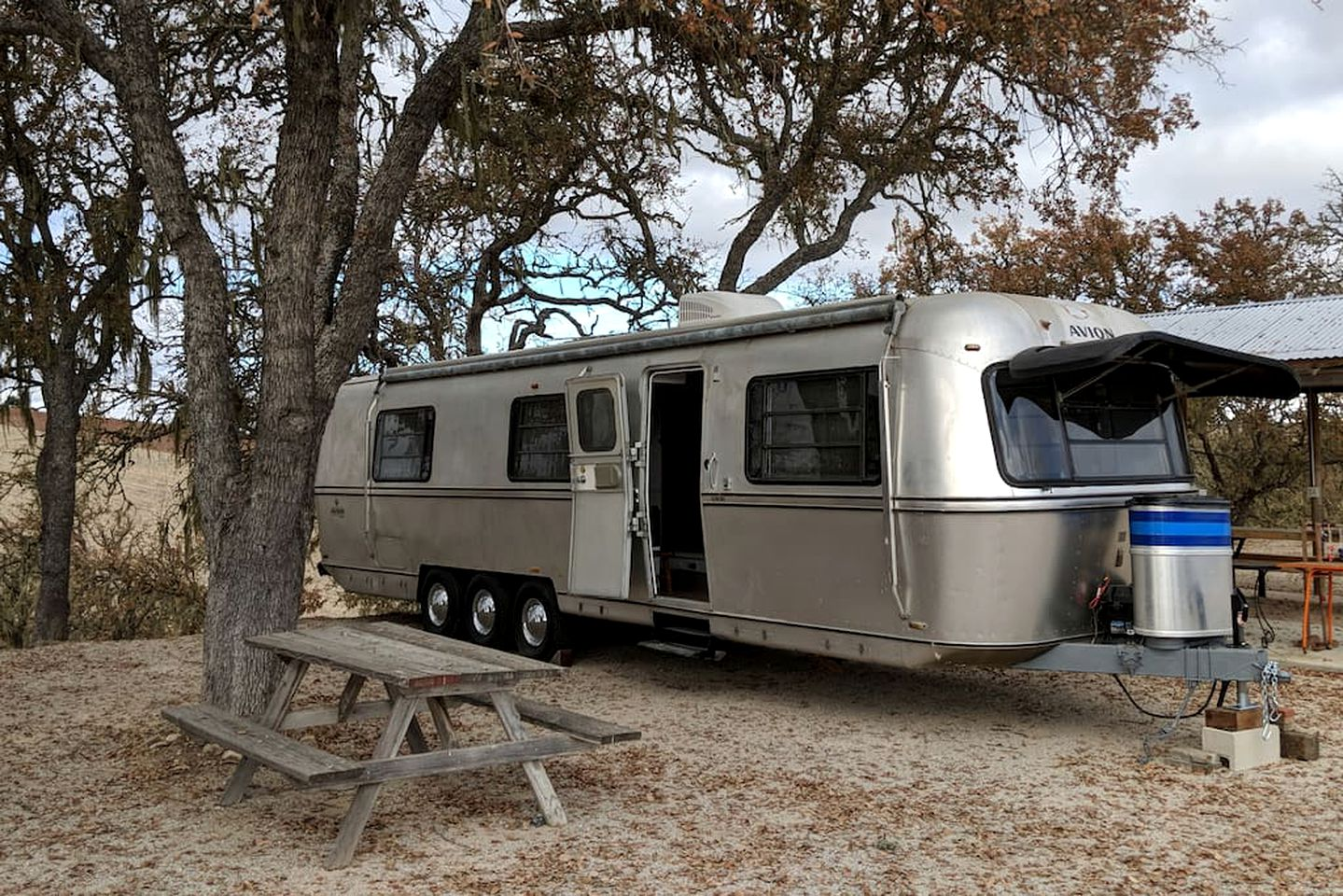 Airstreams (Paso Robles, California, United States)