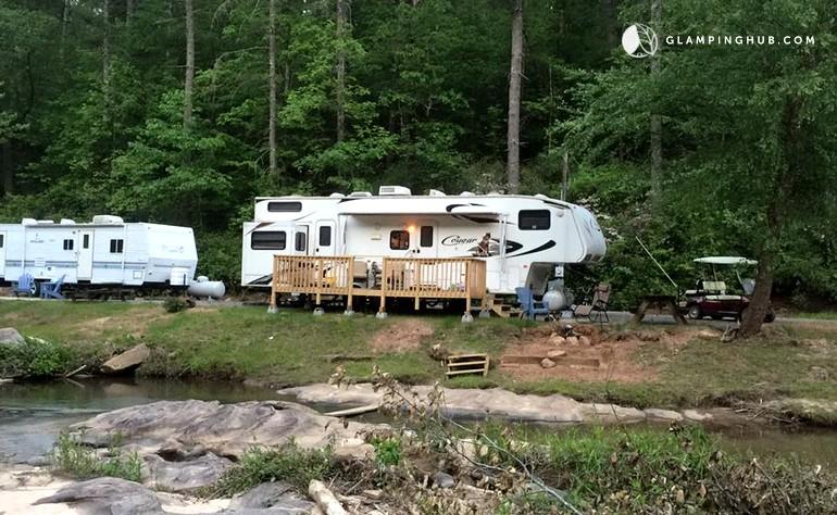 Campervan Rental Near Atlanta Georgia