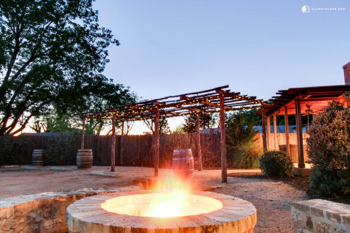 Dog Friendly Bed And Breakfast In Fredericksburg Texas