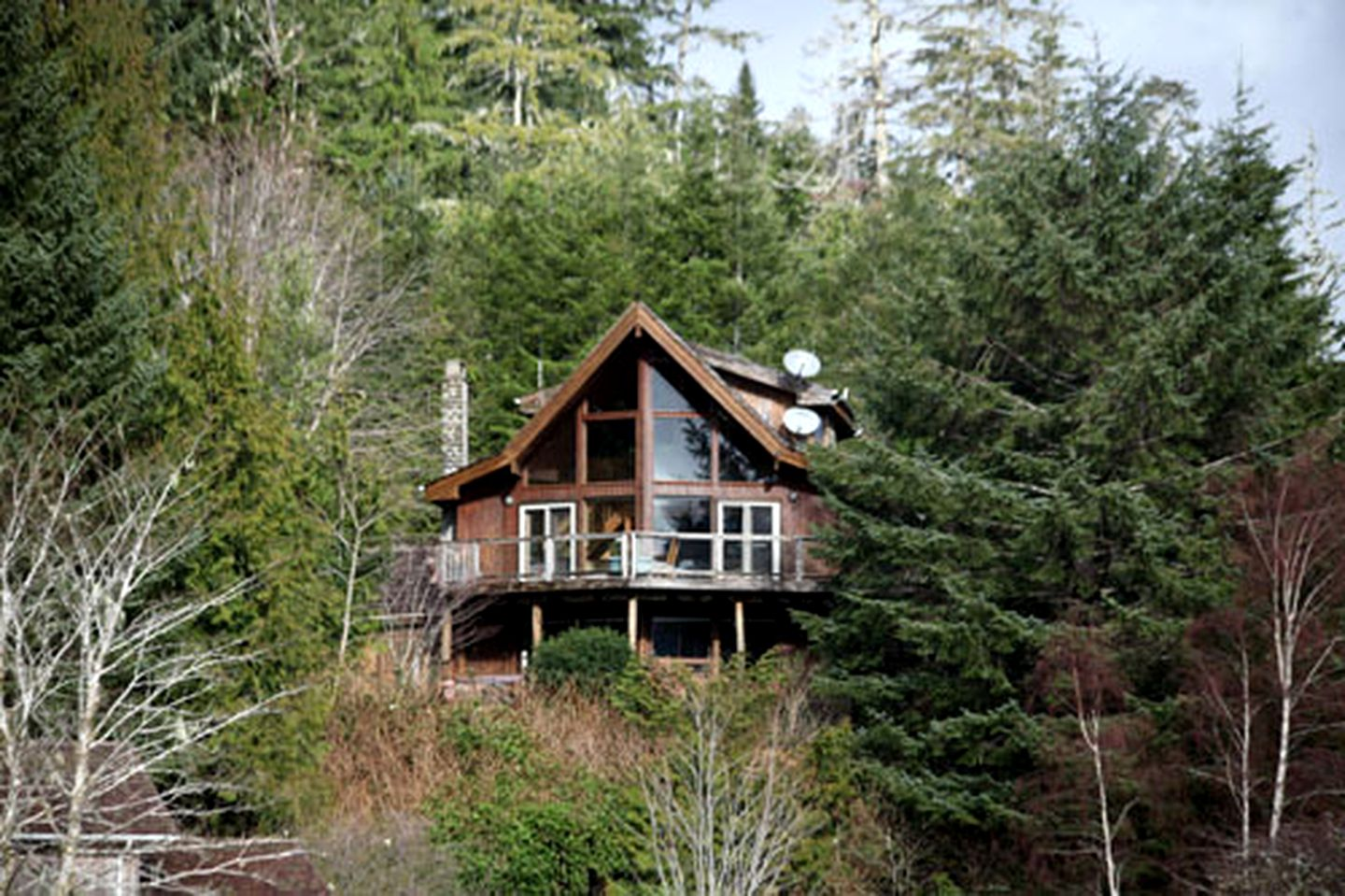 Cabins (Winter Harbour, British Columbia, Canada)