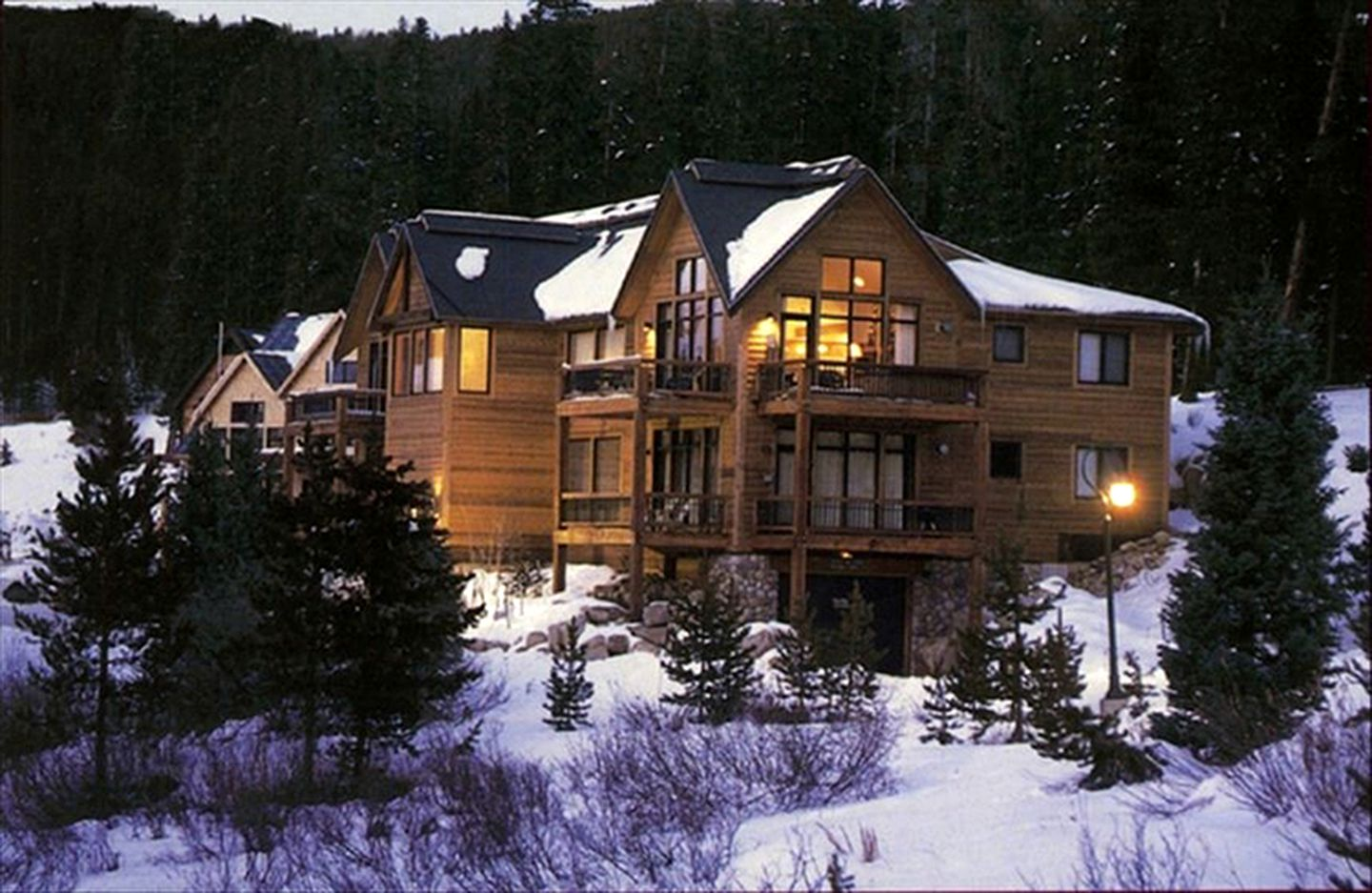 Nature Lodges (Granby, Colorado, United States)