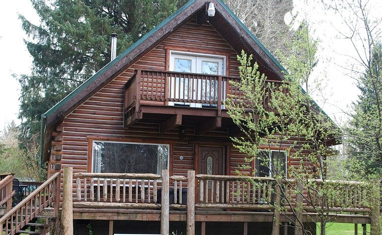 Cabin rental near olympic national forest for Cabin rentals olympic national forest