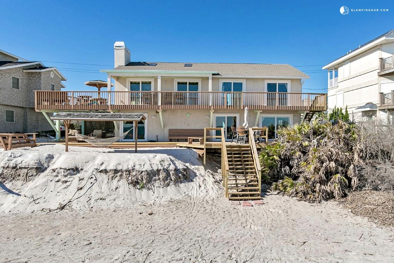 St Augustine Oceanfront Beach Rental