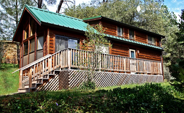 Cabin vacation rentals near yosemite national park for Yosemite national park cabin rentals