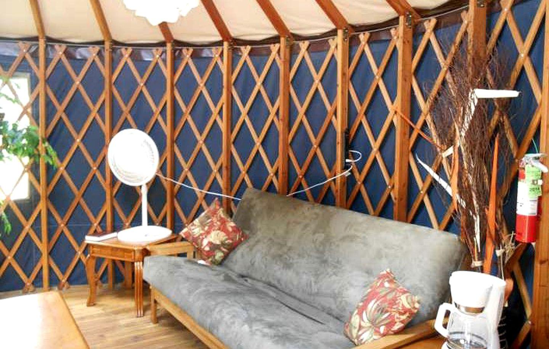 Yurt Vacation Resort Wisconsin Yurt Holidays Wisconsin Vacation rentals for every style. yurts on vacation resort in wisconsin