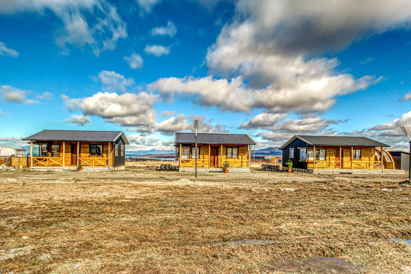 Bungalows (Magallanes, Chile)