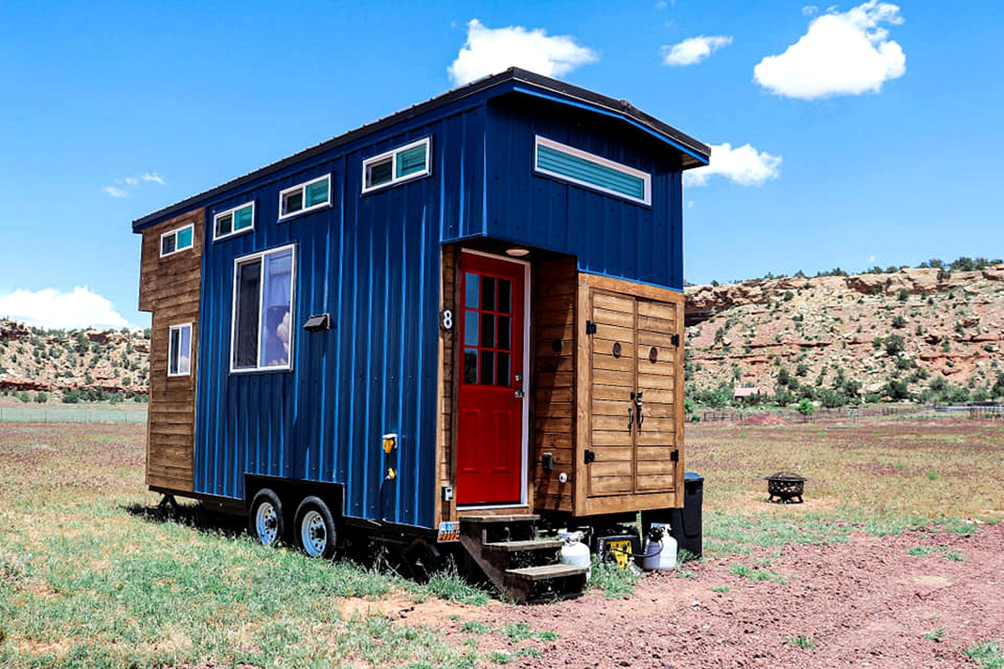 Tiny Houses (Virgin, Utah, United States)