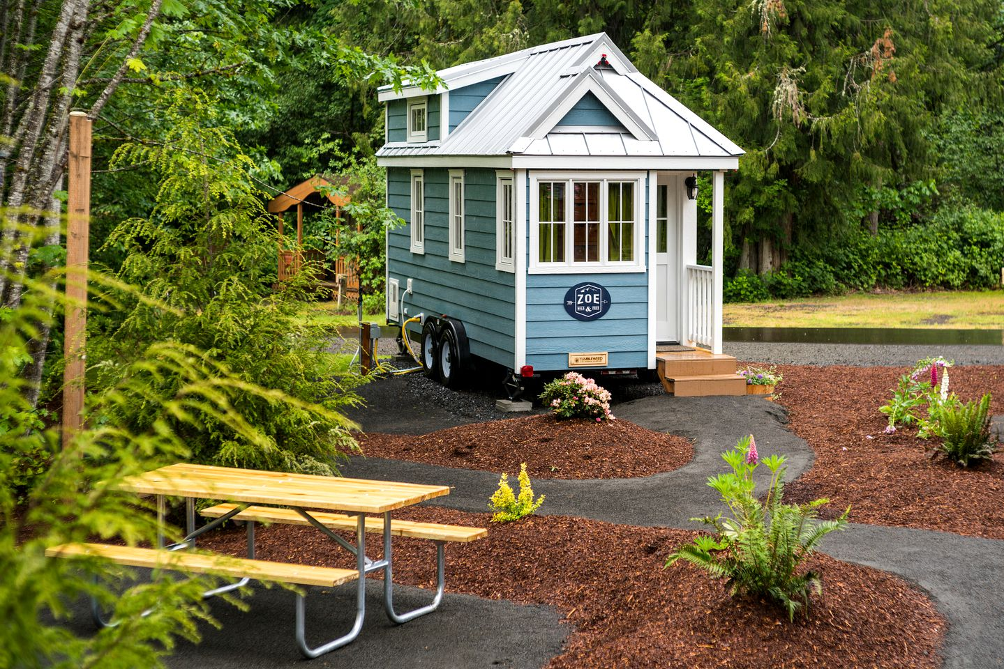 Tiny House (Mount Hood, Oregon)