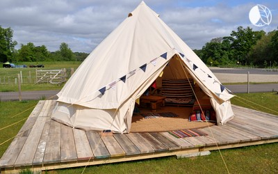 Bell Tents & Types of Glamping | Glamping Hub