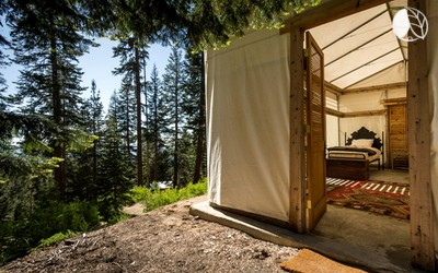 Tented Cabins