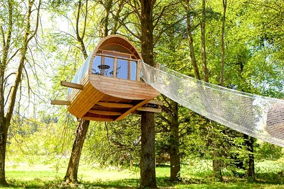 Stay in a Tree House in Europe