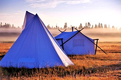 Most Popular Luxury Camping in the U.S.