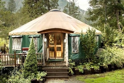Best Yurt Holidays in the U.S.