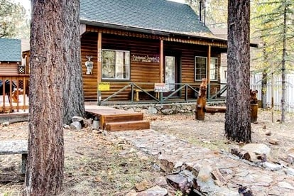 Cabins with Fireplaces near Big Bear