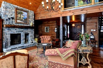 Cabins with Fireplaces near Ottawa