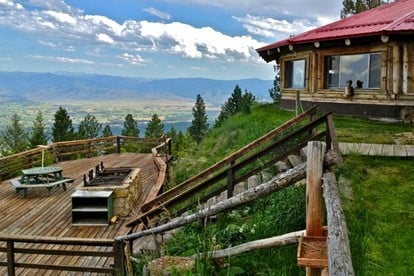Camping Cabins near Jackson Hole