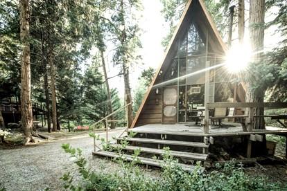 Camping Cabins In America Best Camping Cabin Rentals U S