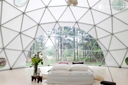 East Coast Glamping Sites