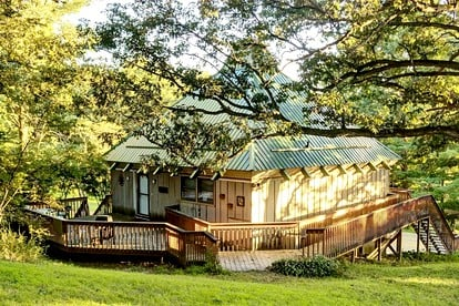Glamping near Chicago