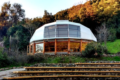Glamping in Chile