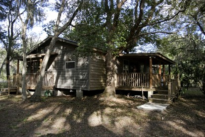 Luxury Cabin Camping near Pembroke Pines