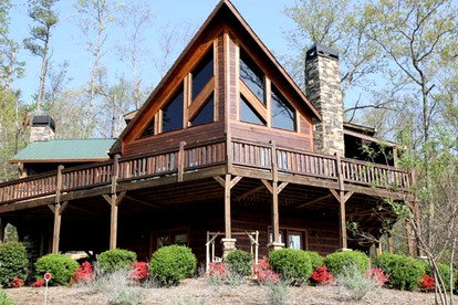 Secluded Campsites & State Parks with Cabins