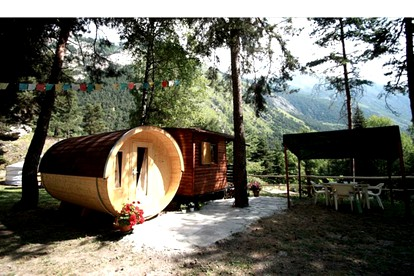 Luxury Camping Getaways in Italy