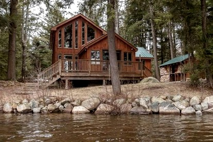Pet-Friendly Cabins in the Adirondacks