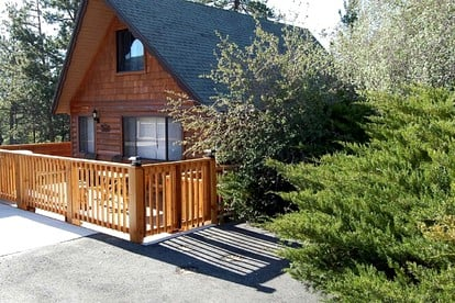 Pet -Friendly Cabins near Big Bear