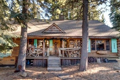 Pet-Friendly Cabins on the West Coast