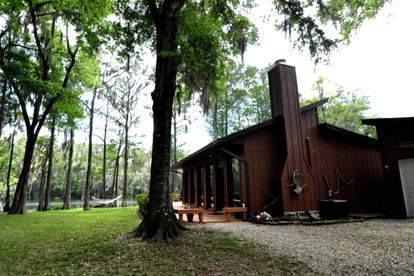 Pet-Friendly Camping Cabins near Florida Gulf Coast
