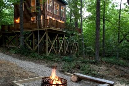 Campgrounds near Cincinnati, Ohio: Camping Cabins ...