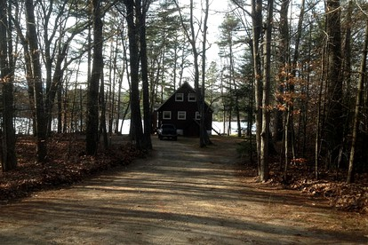Secluded Rentals in New Hampshire