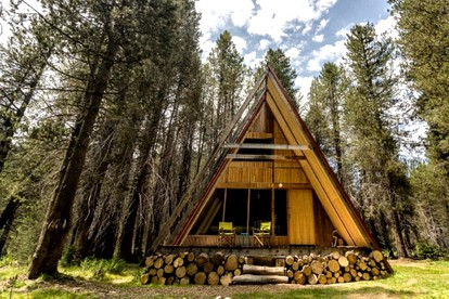 Staycations near Sequoia National Park