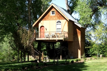 Tree House Getaways in New Mexico