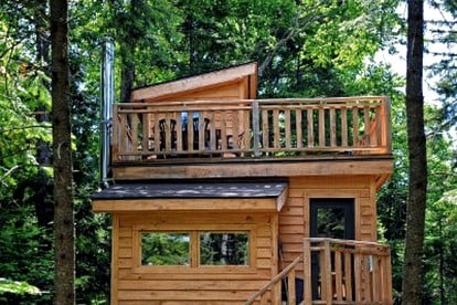 Tree House Hotels in Canada