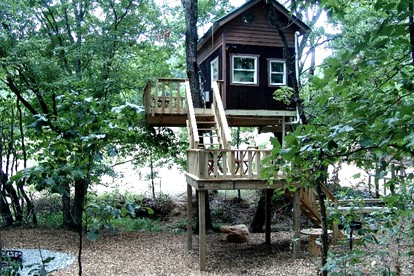 Tree House Hotels in the Midwest